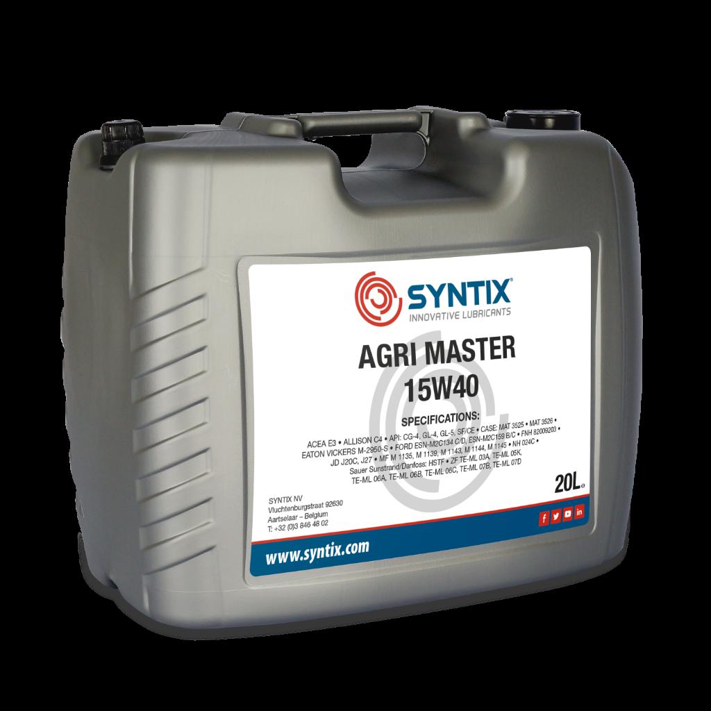 AGRI MASTER 15W40 - STOU motor oil