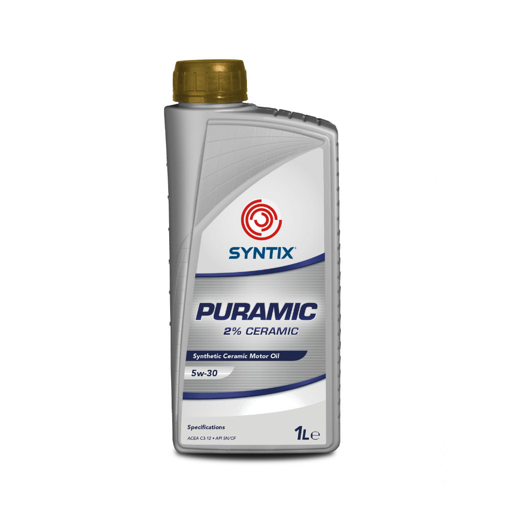 Puramic - Synthetic Ceramic Motor Oil - 1L Bottle